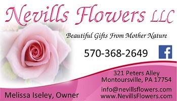 Nevill's Flowers