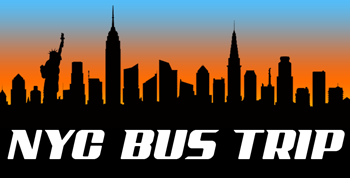 Bus Trip To New York City