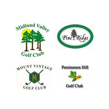 2018 South Carolina Holiday Golf Card<br>1 round of golf plus cart at each of these courses