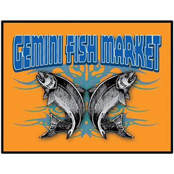 $40 to Gemini Fish Market for only $20