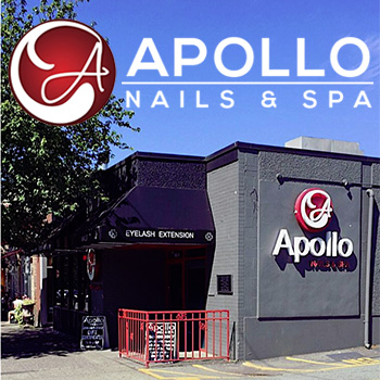 $50 to Apollo Nails & Spa for only $10