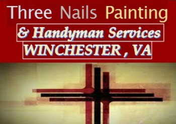 Three Nails Painting and Handyman Services