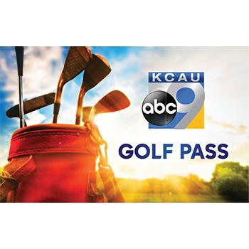 2017 KCAU 9 Golf Pass