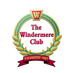 Windermere Club - Twosome -  Golf + Cart