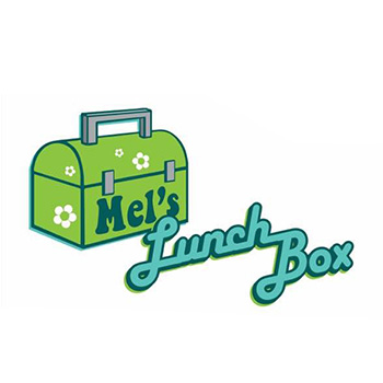 A pair of Mel's Lunchbox $25 Vouchers for the price of One!
