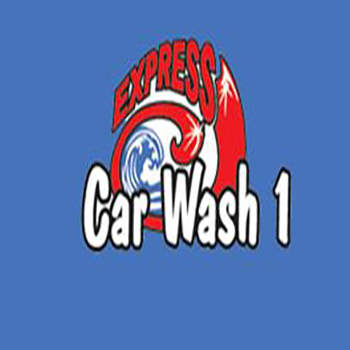Express Car Wash 1-Pair of Gold Car Washes