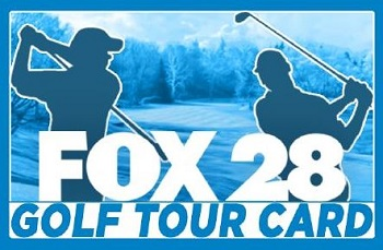 FOX 28 Golf Tour Card