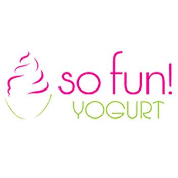 So Fun! Frozen Yogurt