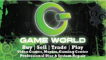 Game World - $50 Gift Certificates HALF OFF!