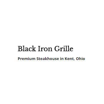 Black Iron Grille