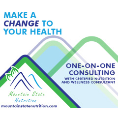 Half-Off Hump Day $50 Gift Card Mountain State Nutrition