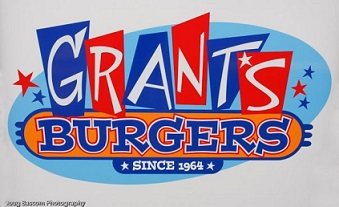 $25 Gift Certificate for Grant's Burgers
