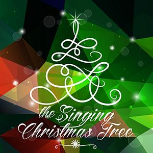(4) SINGING CHRISTMAS TREE Tickets 12/15 5:00PM