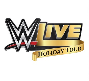 WWE Live Holiday Tour @ SNHU ARENA 12/15