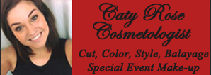 Caty Rose's Salon Voucher