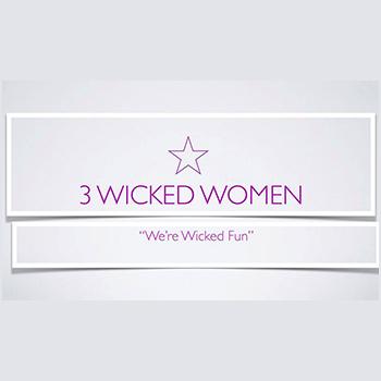 3 Wicked Women - Two $50 Vouchers