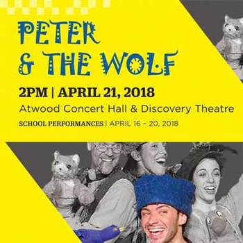 Alaska Junior Theater - Pair of tickets to Peter and the Wolf