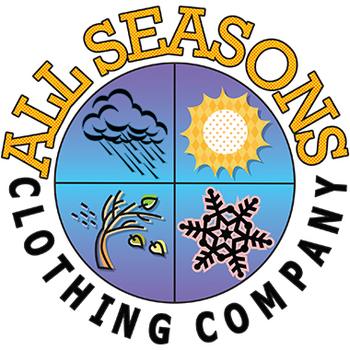 All Seasons Clothing Company - (4) $25 gift cards