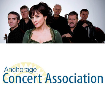 Anchorage Concert Association - Pair of tickets to Dervish