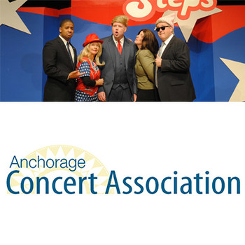 Anchorage Concert Association - Pair of tickets to The Capitol Steps  Orange is the New Barack