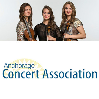 Anchorage Concert Association - Pair of tickets to The Quebe Sisters