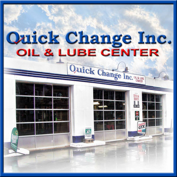 Quick Change Oil or Amerilube 10 Minute Oil Change