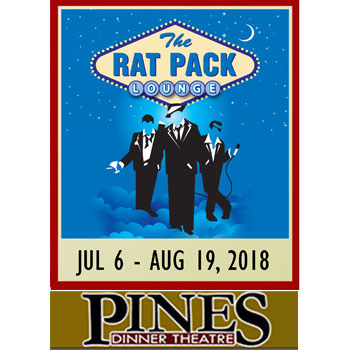 The Pines Dinner Theatre - The Rat Pack Lounge