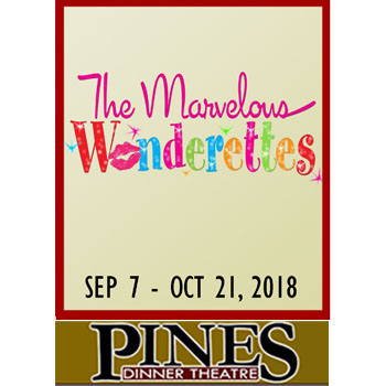 The Pines Dinner Theatre - The Marvelous Wonderettes