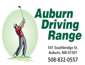 Auburn Driving Range 2x $25 Gift Vouchers for Driving Range