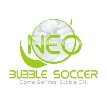 One Hour Bubble Party Package - NEO Bubble Soccer