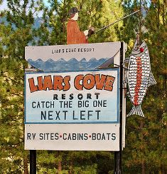 Liar's Cove Resort