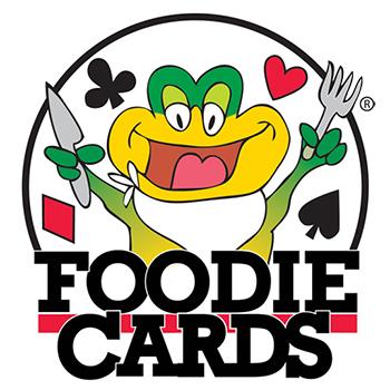 2018 Foodie Cards