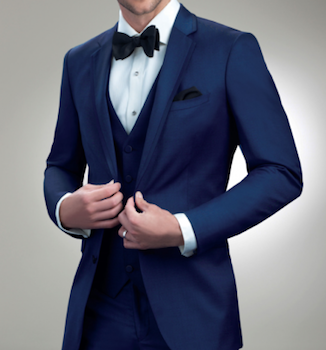 Caravelli or Fiorelli Suit Purchase from Top Hat Tuxedo!