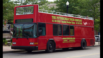 2 Adult Passes for Pittsburgh Tour Company!