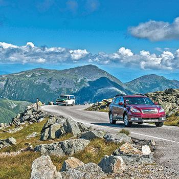 Mt. Washington Auto Road