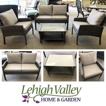 Lehigh Valley Home & Garden Center - Alfresco Home Grand Cayman Deep Seating Set