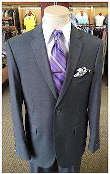 Men's Suits from Berk's Menswear in Irwin!