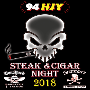 94HJY / Boneyard Barbecue's Steak and Cigar Night- sponsored by Brennan's Smoke Shop and General Cigar 2019