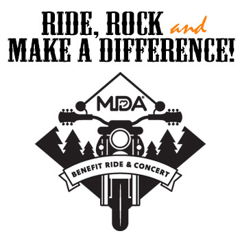 MDA Benefit Ride & Concert presented by Trantolo & Trantolo -  Featuring 38 Special and Cold Train
