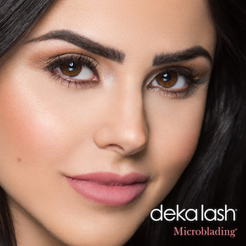 Microblading from Deka Lash! 2 Locations!