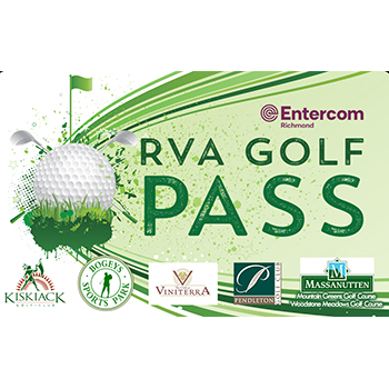 RVA Golf Pass