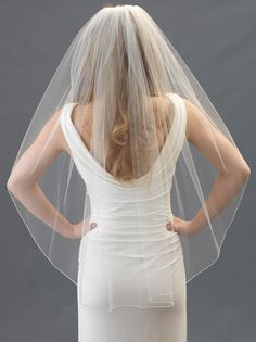 125 Bridal Boutique - Wedding Veil by En Vogue