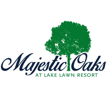 Half Off a Round of Golf and a Cart at Majestic Oaks at Lake Lawn Resort