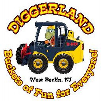 Diggerland - A Construction Theme Park