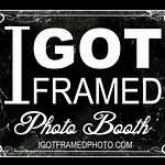 I Got Framed :  Digital and Print Photo Booth Package $895 For $448