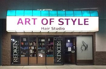 The Art of Style Hair Studio