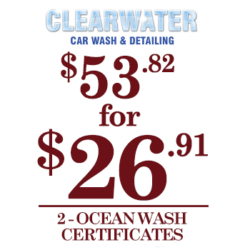 Clearwater Car Wash - June 22, 2018