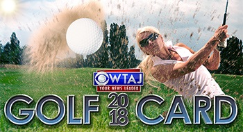 50% OFF - Get the WTAJ Golf Card  for ONLY $49.50!