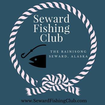 Seward Fishing Club - Six hour Salmon/ Rockfish Charter for one (1PM JULY ONLY)