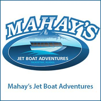 Mahay's Jet Boat Adventures - Chulitna Gorge for 2x